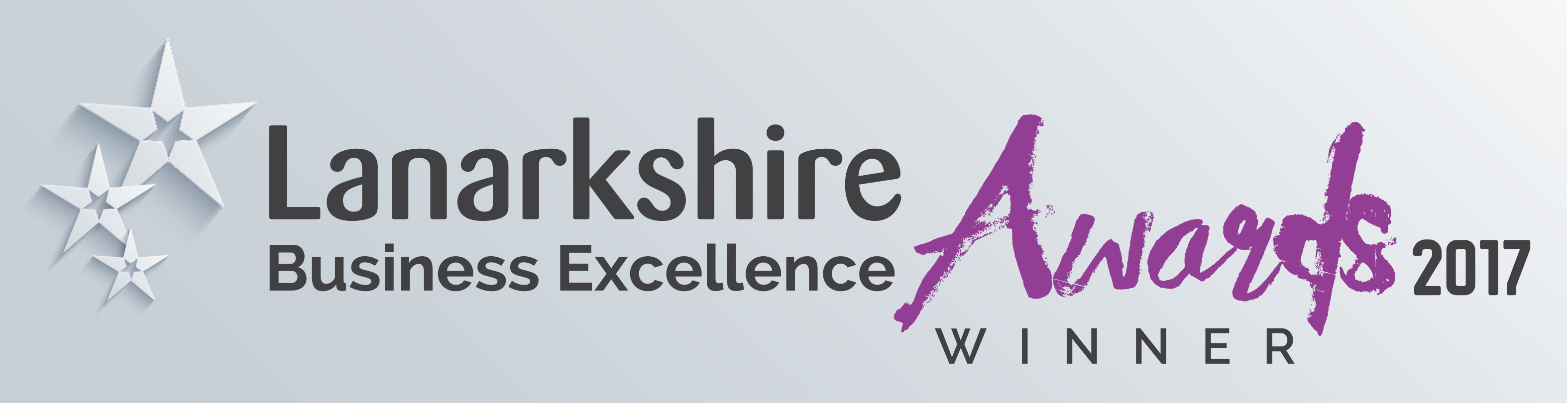 Lanarkshire Business Awards 2017 Winner Logo
